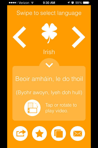 <p>Once you know what country you want to get sloshed in, Pivo will teach you the phonetic pronunciation you need to ask for a beer.</p>