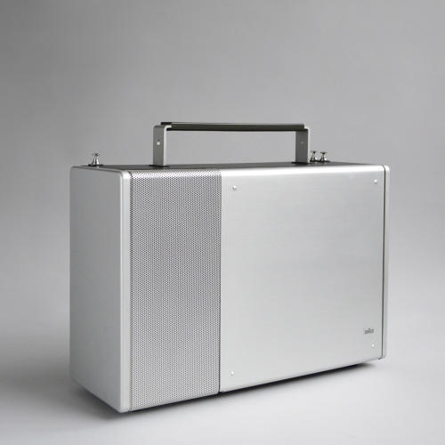 <p>It folds up into a sleek briefcase.</p>