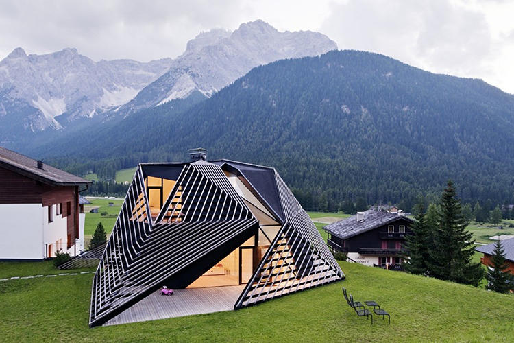 <p>Sesto, Italy, has long been famous for its majestic views and pristine landscape. In recent years, it's become somewhat of a bastion for contemporary architecture.</p>