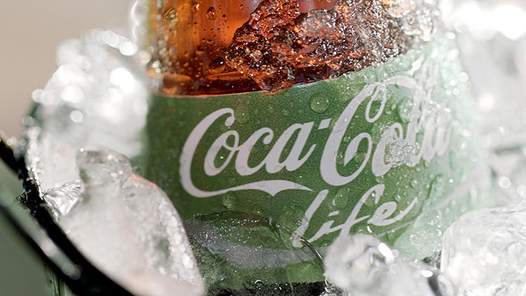 <p>Of course that's a touch absurd, but Coca-Cola--sweetened with sugar or high fructose corn syrup--isn't healthy (or even nutritionally beneficial) by any serious scientific account.</p>