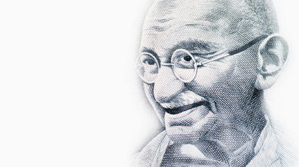 What Gandhi (Yes, Gandhi) Taught Me About Design, Leadership, And Technology