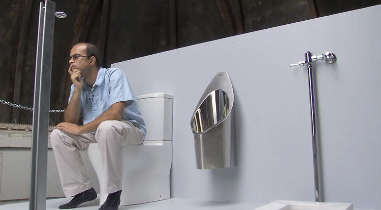<p>Engineers at Cal Tech, including Asghar Aryanfar, have--at the urging of the Gates Foundation--<a href=&quot;http://www.fastcoexist.com/1680926/the-gates-funded-toilet-of-the-future&quot; target=&quot;_self&quot;>created a new toilet for the developing world that will help stop disease and also generate power, even in the most remote locations.</a></p>