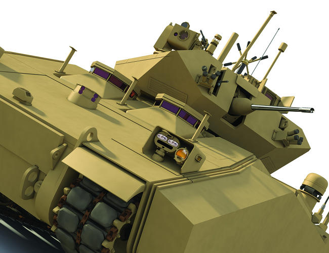 <p>For the Defense Department, building the Army's next-generation fighting vehicle with a hybrid gas and electric system isn't a matter of saving the world; it's a matter of saving valuable budget dollars during an era of fiscal belt-tightening.</p>