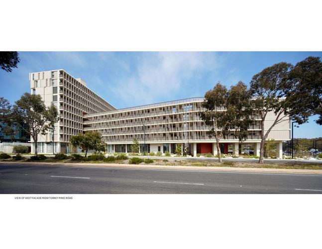 <p>The Charles David Keeling Apartments in La Jolla, California, are found on the UC San Diego campus, overlooking beautiful coastal cliffs.</p>