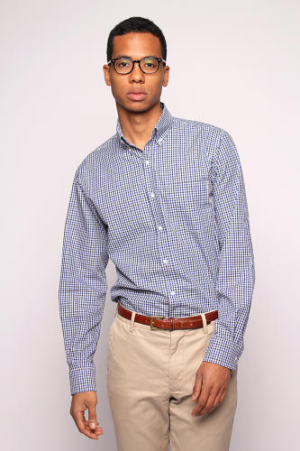 <p>Bishop's intent all along was to encourage Pendleton to take a harder look at the light, fitted button-down market. He only started the Kickstarter after the family business turned his idea down.</p>