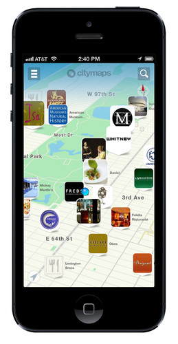 <p>Mapping startup <a href=&quot;http://www.citymaps.com/&quot; target=&quot;_blank&quot;>Citymaps</a> thinks it has come up with the next level of utilitarian online maps: a vector-based mobile map with a built-in social network that crowdsources recommendations for businesses.</p>