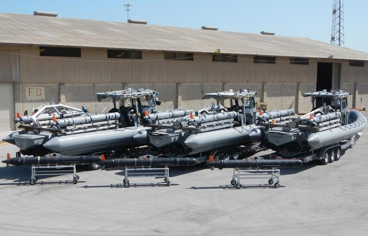 <p>The U.S. Navy already uses underwater autonomous vehicles in the Middle East.</p>