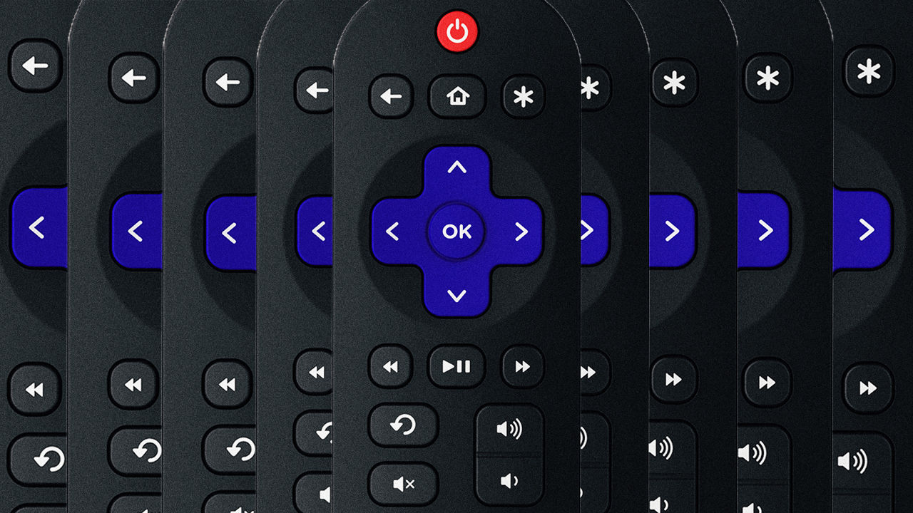 For Upcoming TVs, Roku Nixes The Input Button And Slims Down The Remote To 20 Keys