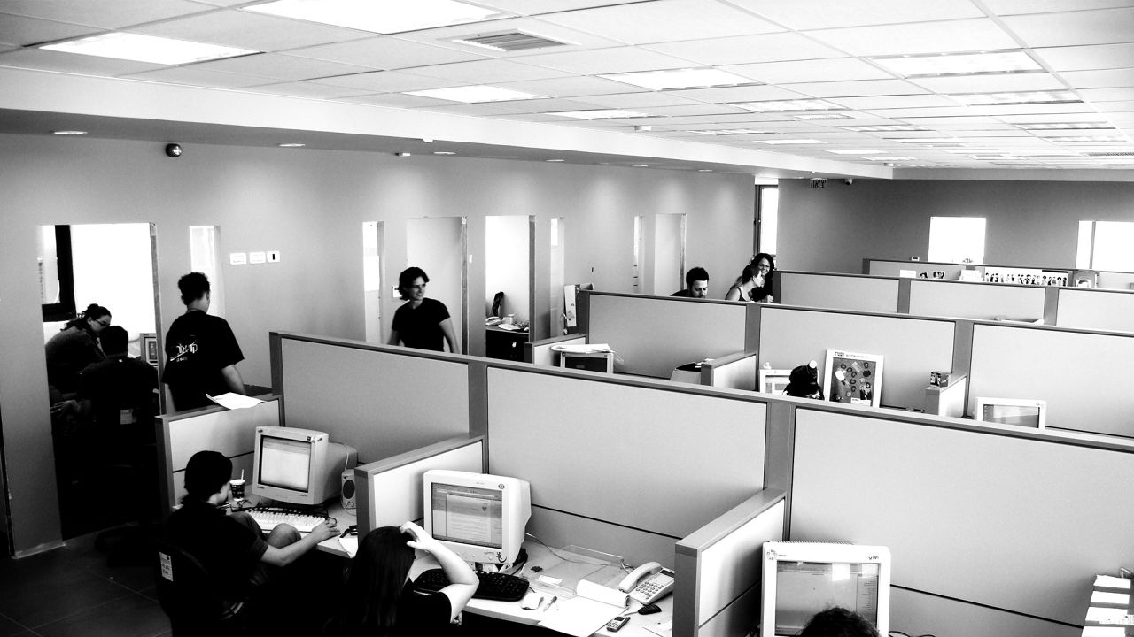 How Your Miserable Open Office Might Change This Year