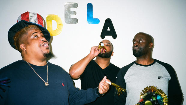 De La Soul Is Not Dead: How They Stayed Innovative On Their First Album In 12 Years