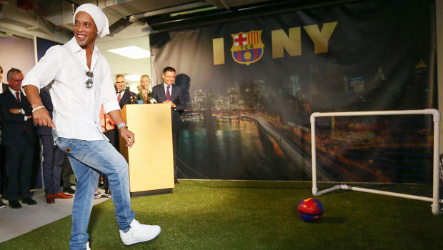 FC Barcelona Gets Serious About American Brand Outreach With New Manhattan HQ