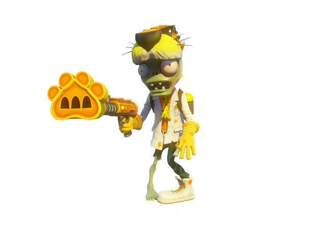 How Chester Cheetah Got A Role Or Two In Plants Vs Zombies Garden Warfare Co Create