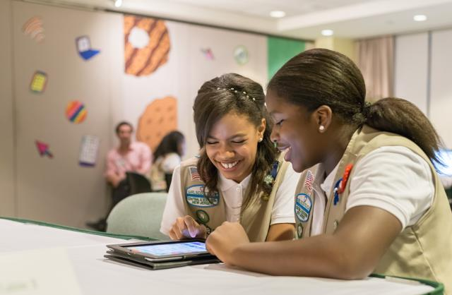 now you can buy your thin mints online as the girl scouts