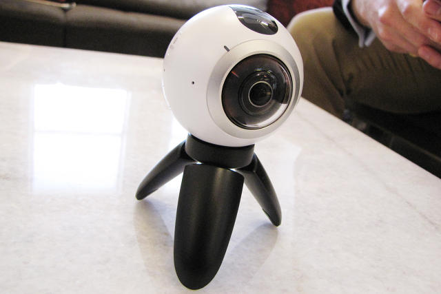 Samsung Gear 360 - Android Community