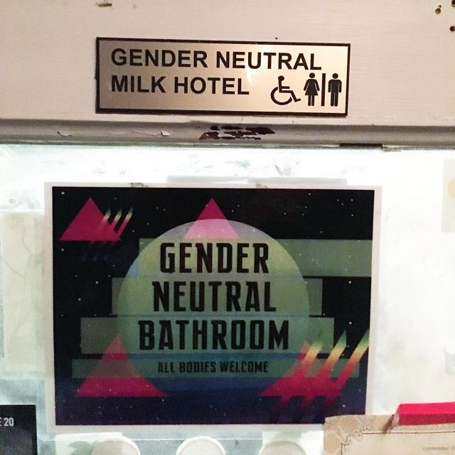 how architects are fighting for gender neutral bathrooms Gender-Neutral Bathroom Signs Gender-Neutral Bathroom Signs
