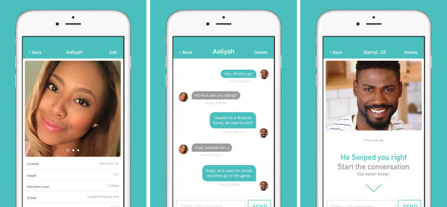 Bester iphone Dating-App 2016
