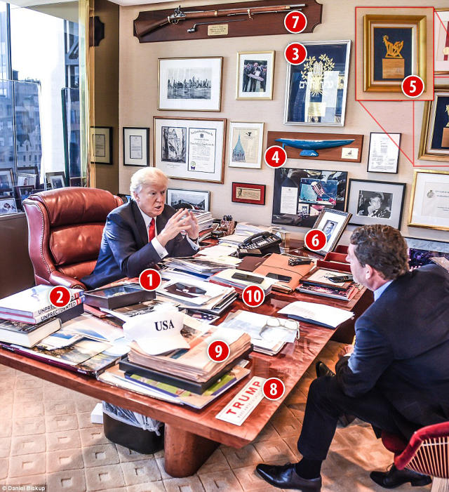 Messy Office: What Trump's Messy Office Reveals About His Leadership