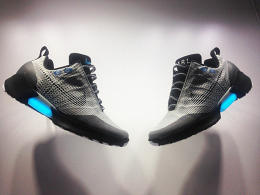huge selection of afd46 5c33b Nike Introduces HyperAdapt, Its First Self-Lacing Shoe For customers