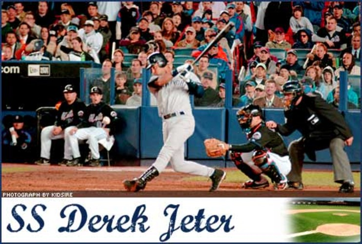 <p> Derek Jeter dislocated his left shoulder in April 2003. On Andrews' recommendation, he was treated with physical therapy alone, and he was back in the lineup six weeks later.  </p>