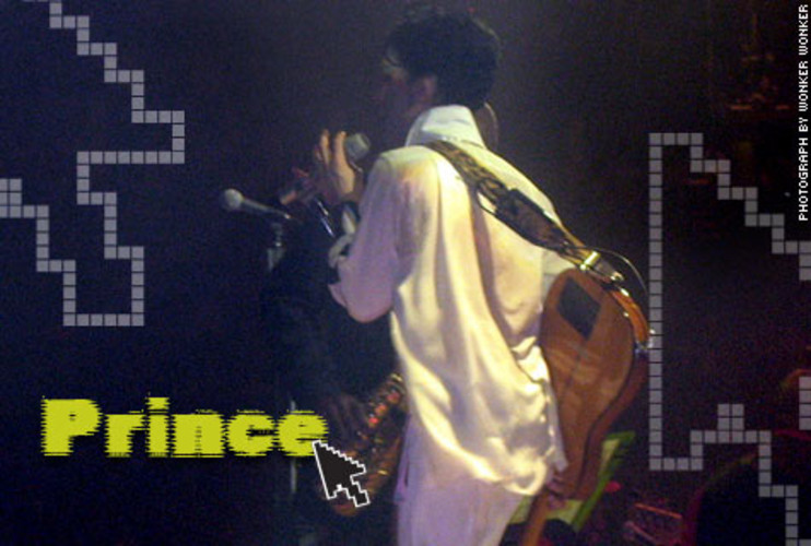 <p>For his entire career, Prince has challenged what musicians could do with the Web in terms of selling music and connecting with fans. His biggest achievement was being the first major artist to exclusively release a full album--1997's <em>Crystal Ball</em>--online. That's four years before Apple released iTunes. No wonder <a href=&quot;http://www.usatoday.com/life/people/2006-05-31-prince-webby_x.htm&quot; target=&quot;_new&quot;>he won</a> a Webby Lifetime Achievement Award in 2007.</p>
