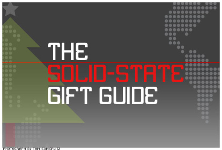 <p>The solid-state revolution is here, bringing extreme performance and durability to holiday hardware. Here, we feature 12 of the coolest SSD-powered devices to add to your shopping lists.</p>