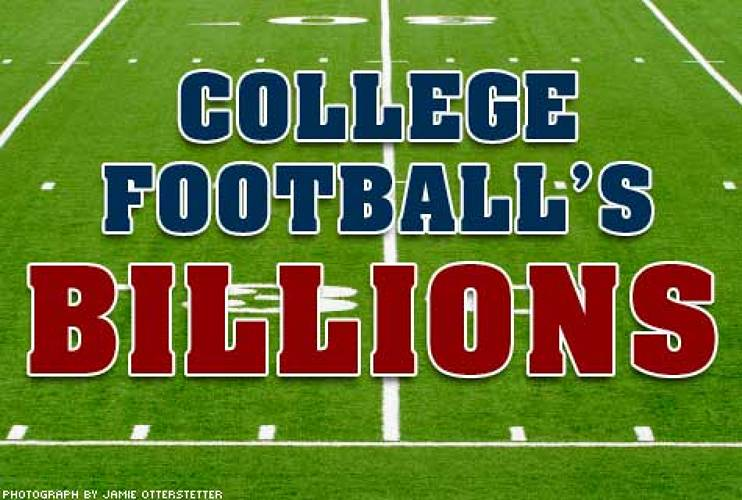 <p>The 2008-2009 college football postseason kicks off December 20 with the EagleBank Bowl in D.C, the first of 34 Division I bowl games. It may not be the pros, but college ball is posting some big-league numbers.</p>