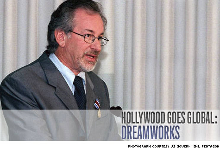 <p>Connected client Steven Spielberg with India's Reliance Big Entertainment to secure $500 million in funding for DreamWorks.</p>