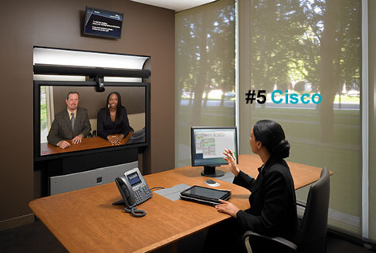 <p>How does a huge, world-spanning business stay nimble? By distributing leadership across the company and encouraging its units to act like startups. Cisco's three-year-old Emerging Technologies Group, for instance, has churned out eight products that are each expected to produce $1 billion in revenue. The group's global business-plan competition recently attracted 2,500 hopefuls from 104 countries -- the $250,000 prize went to a team led by Anna Gossen, a computer-science graduate student from Germany, for an energy-distribution idea. Notes CEO John Chambers: &quot;It can be a $1 billion or $10 billion business for us.&quot;</p>  <p><a href=&quot;http://www.fastcompany.com/fast50_09/profile/list/cisco-systems&quot; target=&quot;_new&quot; title=&quot;Cisco Systems&quot;>-- Read the Full Profile</a></p> <p><strong>The Fast Company 50 Navigation:</strong><br /> <a href=&quot;http://www.fastcompany.com/multimedia/slideshows/content/2009-fast-company-50.html?page=2&quot; title=&quot;Team Obama&quot;>01</a> | <a href=&quot;http://www.fastcompany.com/multimedia/slideshows/content/2009-fast-company-50.html?page=3&quot; title=&quot;Google&quot;>02</a> | <a href=&quot;http://www.fastcompany.com/multimedia/slideshows/content/2009-fast-company-50.html?page=4&quot; title=&quot;Hulu&quot;>03</a> | <a href=&quot;http://www.fastcompany.com/multimedia/slideshows/content/2009-fast-company-50.html?page=5&quot; title=&quot;Apple&quot;>04</a> | <a href=&quot;http://www.fastcompany.com/multimedia/slideshows/content/2009-fast-company-50.html?page=6&quot; title=&quot;Cisco Systems&quot;>05</a> | <a href=&quot;http://www.fastcompany.com/multimedia/slideshows/content/2009-fast-company-50.html?page=7&quot; title=&quot;Intel&quot;>06</a> | <a href=&quot;http://www.fastcompany.com/multimedia/slideshows/content/2009-fast-company-50.html?page=8&quot; title=&quot;Pure Digital Technologies&quot;>07</a> | <a href=&quot;http://www.fastcompany.com/multimedia/slideshows/content/2009-fast-company-50.html?page=9&quot; title=&quot;WuXi PharmaTech&quot;>08</a> | <a href=&quot;http://www.fastcompany.com/multimedia/slideshows/content/2009-fast-company-50.html?page=10&quot; title=&quot;Amazon&quot;>09</a> | <a href=&quot;http://www.fastcompany.com/multimedia/slideshows/content/2009-fast-company-50.html?page=11&quot; title=&quot;Ideo&quot;>10</a> <br /> <a href=&quot;http://www.fastcompany.com/multimedia/slideshows/content/2009-fast-company-50.html?page=12&quot; title=&quot;GE&quot;>11</a> | <a href=&quot;http://www.fastcompany.com/multimedia/slideshows/content/2009-fast-company-50.html?page=13&quot; title=&quot;Hewlett-Packard&quot;>12</a> | <a href=&quot;http://www.fastcompany.com/multimedia/slideshows/content/2009-fast-company-50.html?page=14&quot; title=&quot;Nokia&quot;>13</a> | <a href=&quot;http://www.fastcompany.com/multimedia/slideshows/content/2009-fast-company-50.html?page=15&quot; title=&quot;Gilead Sciences&quot;>14</a> | <a href=&quot;http://www.fastcompany.com/multimedia/slideshows/content/2009-fast-company-50.html?page=16&quot; title=&quot;Facebook&quot;>15</a> | <a href=&quot;http://www.fastcompany.com/multimedia/slideshows/content/2009-fast-company-50.html?page=17&quot; title=&quot;NextEra Energy Resources&quot;>16</a> | <a href=&quot;http://www.fastcompany.com/multimedia/slideshows/content/2009-fast-company-50.html?page=18&quot; title=&quot;Q-Cells&quot;>17</a> | <a href=&quot;http://www.fastcompany.com/multimedia/slideshows/content/2009-fast-company-50.html?page=19&quot; title=&quot;First Solar&quot;>18</a> | <a href=&quot;http://www.fastcompany.com/multimedia/slideshows/content/2009-fast-company-50.html?page=20&quot; title=&quot;IBM&quot;>19</a> | <a href=&quot;http://www.fastcompany.com/multimedia/slideshows/content/2009-fast-company-50.html?page=21&quot; title=&quot;Zappos&quot;>20</a> <br /> <a href=&quot;http://www.fastcompany.com/multimedia/slideshows/content/2009-fast-company-50.html?page=22&quot; title=&quot;Nintendo&quot;>21</a> | <a href=&quot;http://www.fastcompany.com/multimedia/slideshows/content/2009-fast-company-50.html?page=23&quot; title=&quot;Disney&quot;>22</a> | <a href=&quot;http://www.fastcompany.com/multimedia/slideshows/content/2009-fast-company-50.html?page=24&quot; title=&quot;Crispin Porter + Bogusky&quot;>23</a> | <a href=&quot;http://www.fastcompany.com/multimedia/slideshows/content/2009-fast-company-50.html?page=25&quot; title=&quot;TBWA\Worldwide&quot;>24</a> | <a href=&quot;http://www.fastcompany.com/multimedia/slideshows/content/2009-fast-company-50.html?page=26&quot; title=&quot;New England Sports Ventures&quot;>25</a> | <a href=&quot;http://www.fastcompany.com/multimedia/slideshows/content/2009-fast-company-50.html?page=27&quot; title=&quot;DSM&quot;>26</a> | <a href=&quot;http://www.fastcompany.com/multimedia/slideshows/content/2009-fast-company-50.html?page=28&quot; title=&quot;Nike&quot;>27</a> | <a href=&quot;http://www.fastcompany.com/multimedia/slideshows/content/2009-fast-company-50.html?page=29&quot; title=&quot;NPR&quot;>28</a> | <a href=&quot;http://www.fastcompany.com/multimedia/slideshows/content/2009-fast-company-50.html?page=30&quot; title=&quot;Barbarian Group&quot;>29</a> | <a href=&quot;http://www.fastcompany.com/multimedia/slideshows/content/2009-fast-company-50.html?page=31&quot; title=&quot;W.L. Gore & Associates&quot;>30</a> <br /> <a href=&quot;http://www.fastcompany.com/multimedia/slideshows/content/2009-fast-company-50.html?page=32&quot; title=&quot;Busboy Productions&quot;>31</a> | <a href=&quot;http://www.fastcompany.com/multimedia/slideshows/content/2009-fast-company-50.html?page=33&quot; title=&quot;Skidmore, Owings & Merrill&quot;>32</a> | <a href=&quot;http://www.fastcompany.com/multimedia/slideshows/content/2009-fast-company-50.html?page=34&quot; title=&quot;Wal-Mart&quot;>33</a> | <a href=&quot;http://www.fastcompany.com/multimedia/slideshows/content/2009-fast-company-50.html?page=35&quot; title=&quot;Microsoft&quot;>34</a> | <a href=&quot;http://www.fastcompany.com/multimedia/slideshows/content/2009-fast-company-50.html?page=36&quot; title=&quot;Ubisoft&quot;>35</a> | <a href=&quot;http://www.fastcompany.com/multimedia/slideshows/content/2009-fast-company-50.html?page=37&quot; title=&quot;Vestas&quot;>36</a> | <a href=&quot;http://www.fastcompany.com/multimedia/slideshows/content/2009-fast-company-50.html?page=38&quot; title=&quot;Chevron Energy Solutions&quot;>37</a> | <a href=&quot;http://www.fastcompany.com/multimedia/slideshows/content/2009-fast-company-50.html?page=39&quot; title=&quot;CAA&quot;>38</a> | <a href=&quot;http://www.fastcompany.com/multimedia/slideshows/content/2009-fast-company-50.html?page=40&quot; title=&quot;L-3 Communications&quot;>39</a> | <a href=&quot;http://www.fastcompany.com/multimedia/slideshows/content/2009-fast-company-50.html?page=41&quot; title=&quot;Weta Digital&quot;>40</a> <br /> <a href=&quot;http://www.fastcompany.com/multimedia/slideshows/content/2009-fast-company-50.html?page=42&quot; title=&quot;Lego&quot;>41</a> | <a href=&quot;http://www.fastcompany.com/multimedia/slideshows/content/2009-fast-company-50.html?page=43&quot; title=&quot;Emirates&quot;>42</a> | <a href=&quot;http://www.fastcompany.com/multimedia/slideshows/content/2009-fast-company-50.html?page=44&quot; title=&quot;Genzyme&quot;>43</a> | <a href=&quot;http://www.fastcompany.com/multimedia/slideshows/content/2009-fast-company-50.html?page=45 title=&quot;Etsy&quot;>44</a> | <a href=&quot;http://www.fastcompany.com/multimedia/slideshows/content/2009-fast-company-50.html?page=46&quot; title=&quot;BYD&quot;>45</a> | <a href=&quot;http://www.fastcompany.com/multimedia/slideshows/content/2009-fast-company-50.html?page=47&quot; title=&quot;Warner Music Group&quot;>46</a> | <a href=&quot;http://www.fastcompany.com/multimedia/slideshows/content/2009-fast-company-50.html?page=48&quot; title=&quot;Aravind Eye Care System&quot;>47</a> | <a href=&quot;http://www.fastcompany.com/multimedia/slideshows/content/2009-fast-company-50.html?page=49&quot; title=&quot;Toyota&quot;>48</a> | <a href=&quot;http://www.fastcompany.com/multimedia/slideshows/content/2009-fast-company-50.html?page=50&quot; title=&quot;Pelamis Wave Power&quot;>49</a> | <a href=&quot;http://www.fastcompany.com/multimedia/slideshows/content/2009-fast-company-50.html?page=51&quot; title=&quot;Raser Technologies&quot;>50</a></p>