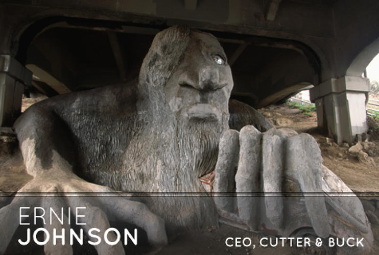 <p> &quot;The giant concrete troll that resides under a bridge about two blocks from our office. Known affectionately as the <strong>Fremont Troll</strong>, it represents the great thing about Seattle: You can always find a bit of the unexpected around the corner.&quot; </p>