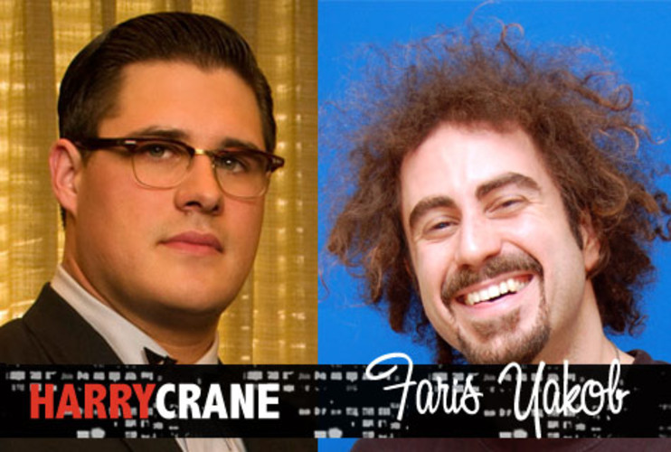 <p>Faris Yakob's fraying crown of brown curls may lack the polish of Harry Crane's slicked-backed do, but both are media mavericks of their time. Crane pioneered the agency's new television department, while Yakob, McCann Erickson's Chief Technologist, made his name as a rogue communications planner at Naked Communications. </p>