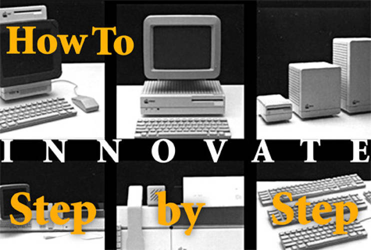 <p> So how does a company become an engine of innovation? Although humans and the organizations they create are all unique and unpredictable in their strengths and shortcomings, most successful innovators follow some common steps in the innovation process. In his new book <a href=&quot;http://www.josseybass.com/WileyCDA/WileyTitle/productCd-0470451025.html&quot;><em>A Fine Line: How Design Strategies Are Shaping the Future of Business</em></a>, frog design founder Hartmut Esslinger presents these steps in a broad and simple outline. <br /><em>Photo:</em> frog design collaborated on Apple's design language in the early 1980s </p>
