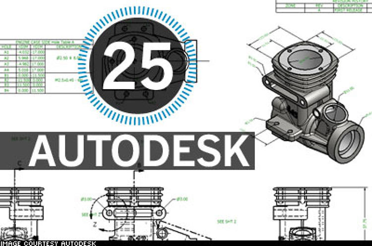 <p> Since 1982, designers, engineers, and architects have made Autodesk's 2-D AutoCAD drafting programs the de facto choice for creating anything from buildings to Windsurfers. Last year, sales grew by more than 20 percent, and revenues reached $1.84 billion. Now Autodesk is targeting the latest growth area in product design: 3-D virtual prototyping that eliminates the need for building physical models. With the company's Inventor software, not only can designers create a visual rendering to show how a product will look, but they can also subject it to tests that show how different elements will respond to gravity, force, or torque. What's more, where competitors' forays into 3-D prototyping were prohibitively expensive and hard to use, Inventor costs $5,300 and uses click-and-drag functionality that allows objects to be changed, redrawn, and saved as easily as in a Word document.  </p>