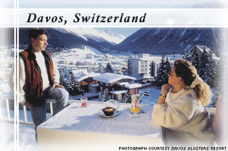 <p> Davos is one of the biggest holiday resorts in the Alps and it takes its responsibility to the environment seriously. The entire municipality of Davos has chipped in to reduce its contribution to global warming. Together, those efforts include: </p> <ul> 	<li>Founding the &quot;Davos Climate Alliance,&quot; an initiative of the World Economic Forum to alleviate carbon-related risks.</li> 	<li>Funding a study to identify where the majority of CO2 emissions come from.</li> 	<li>Setting a goal to reduce its annual carbon emissions by 15 percent by the year 2014.</li> 	<li>Implementing renewable energy sources and providing information to the local population on ways they can also contribute.</li> </ul>