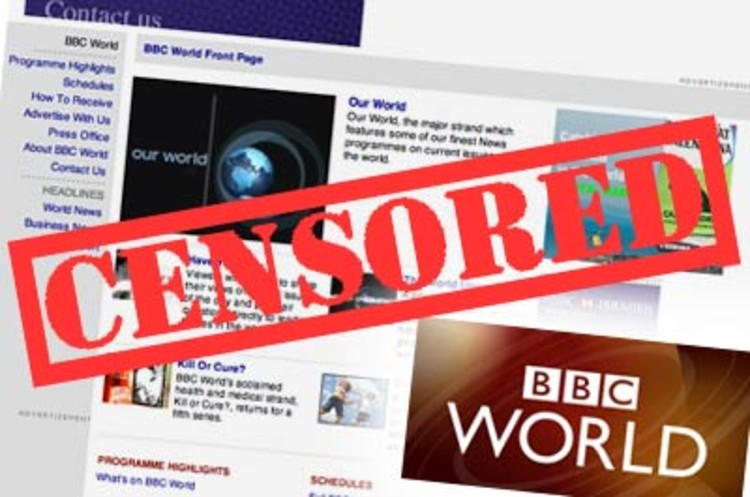 <p>According to viewer accounts, the Chinese government has temporarily blocked BBC World several times, when politically or socially sensitive events were broadcast. Viewers report that the BBC's footage of President Hu Jintao being heckled during a speech at the White House last year was unavailable in China, due to what the authorities have termed a 'signal blackout.' The BBC News Website, which regularly reports on politically sensitive issues, human rights violations and other atrocities, is also blocked in China.</p>