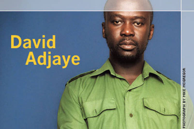 <p>40-year-old architect, David Adjaye, makes his United States debut next summer with his Museum of Contemporary Art in Denver. While other architects choose marble, maple or glass, Adjaye opts for cheap poured concrete chipboard, sawn plywood or ashphalt, and anti-graffiti paint. </p>