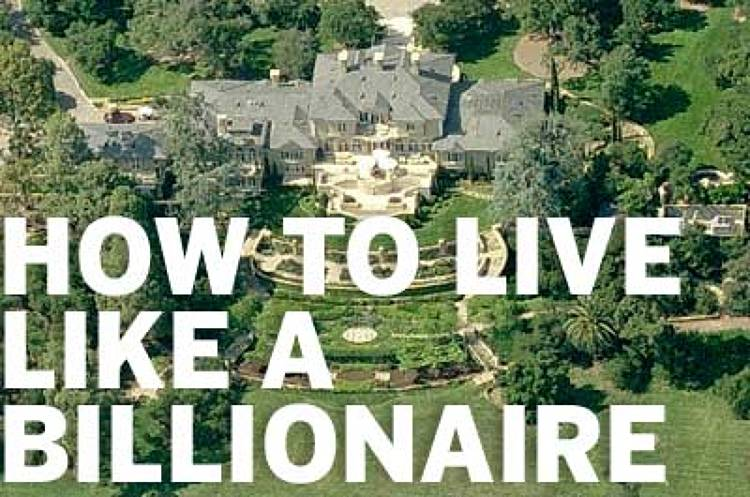 <p>Any architect would agree that a house is the perfect balance between design and practicality. The homes of these famous billionaires are as opulent as they are convenient, elaborate as they are innovative. This is what it looks like when design meets construction and the price it takes to turn a billionaire's house into a home.</p>