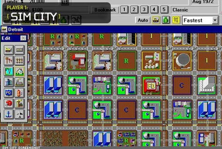 <p> In this SimCity Detroit example, players were given a budget and the autonomy to build and maintain their own virtual cities. Urban planning can be based on the experiences learned in this otherworld.  </p>