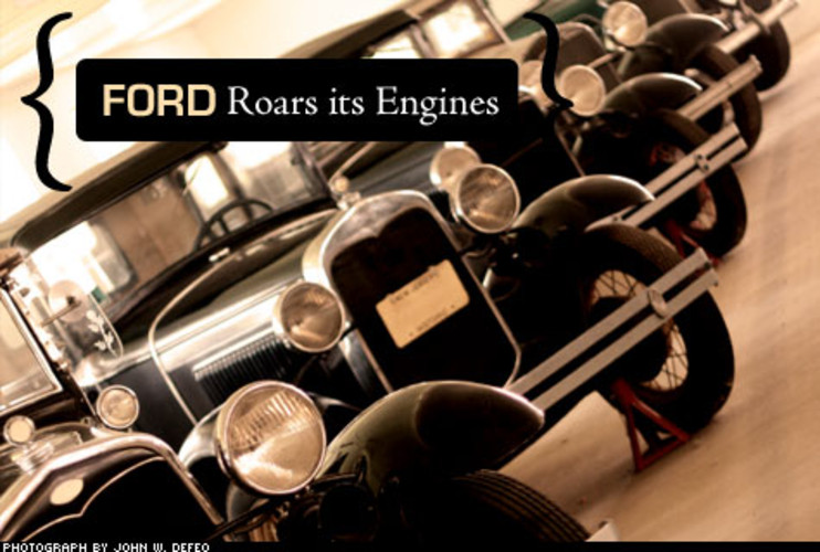 <p>Ford produced more than 15,000,000 of the Model T, which averaged 21 miles per gallon.</p>