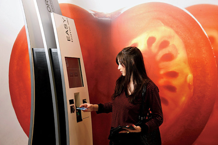 <p>Ordering kiosks empower customers to make faster decisions while cutting down on counter chaos.</p> <p><a class=&quot;float-left&quot; href=&quot;http://www.fastcompany.com/design/2010&quot; target=&quot;_new&quot;><img src=&quot;http://images.fastcompany.com/mod/2010/images/MOD-Logo-LtBckgrnd.gif&quot; alt=&quot;Masters of Design&quot; width=&quot;100&quot; height=&quot;59&quot; /></a></p> <p>Read more about <a href=&quot;http://www.fastcompany.com/magazine/149/super-style-me.html&quot; target=&quot;_new&quot;>McDonald's new design</a>.</p>
