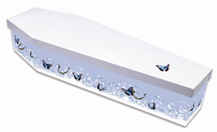 <strong><a href=&quot;http://ecocoffins.com&quot;>Eco Coffins</a></strong><br> 2009, Cambridge, UK<br><br>  Design:<br> <a href=&quot;http://omobono.co.uk&quot;>Omobono</a><br> <a href=&quot;http://cambridgegraphics.co.uk&quot;>Cambridge Graphics</a><br><br>  Unlike chipboard coffins that release toxins when cremated or buried, Eco Coffins are made from 100% biodegradable recycled cardboard, layered to create a sturdy, eco-friendly alternative.