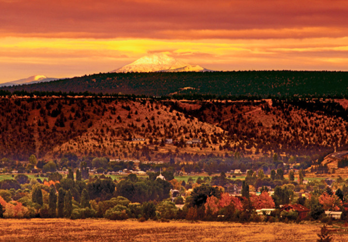 Prineville's greatest advantage going into the 21st century, however, has remained its natural assets: its moderate desert climate, sunny weather, and ample land.
