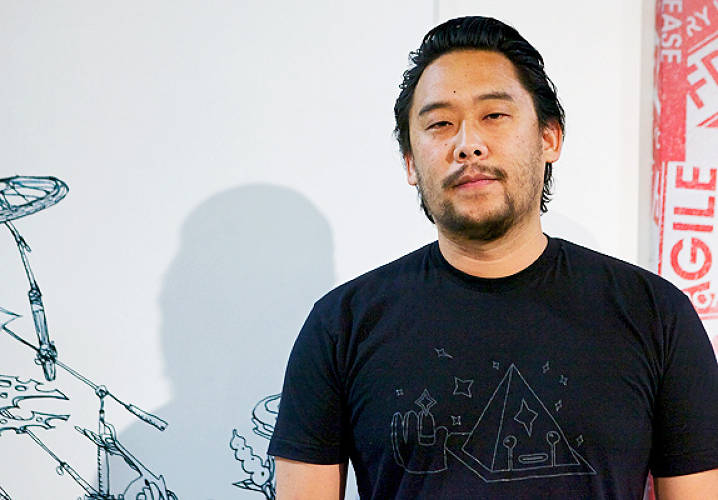 For the colorful and creative David Choe, he was offered cash or stock options as a so-called &quot;adviser&quot; for payment in 2005, Choe chose stock--likely gaining between 0.1% and 0.25% of the company's stock at that point. At IPO this could convert to a value of $200 million. </br></br> Read more <a href=&quot;http://www.fastcompany.com/1813566/facebook-ipo-choe-s1-artist&quot;>here</a> </br></br> [<em>Image: Flickr user <a href=&quot;http://www.flickr.com/photos/brandonshigeta/5520898758/&quot;>Brandon Shigeta</a></em>]