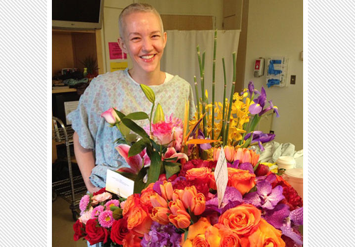 Xeni Jardin, another BoingBoing editor and a cofounder of the site, was tweeting from a hospital visit for her first mammogram when she discovered she had cancer. A week later, she posted a <a href=&quot;http://boingboing.net/2011/12/09/the-diagnosis.html&quot;>touching blog post</a> about confronting difficult questions and a tough future facing the disease. The Internet responded with a wave of support on her blog page, posting 599 comments, mostly encouraging. Jardin continues to <a href=&quot;https://twitter.com/#!/xeni&quot;>tweet</a> about her daily experiences challenging the condition.