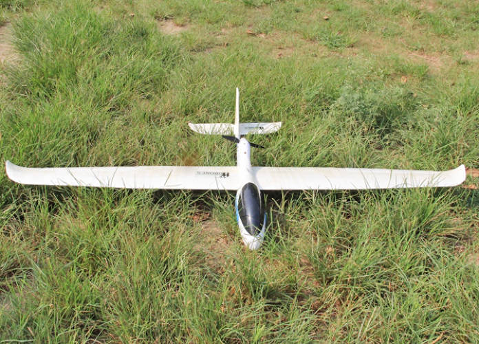 <p>The WWF's Nepal drone is two meters wide</p>
