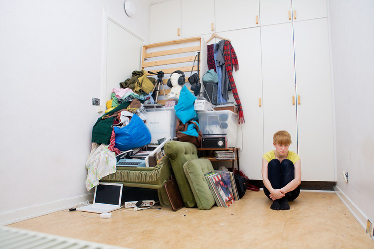 <p><a href=&quot;http://www.fastcodesign.com/1670119/pictures-of-millennials-with-everything-they-own-and-it-isnt-much#1&quot; target=&quot;_self&quot;>Sannah Kvist's &quot;All I Own&quot; series</a> captures her Swedish compatriots surrounded by all their worldly belongings.</p>
