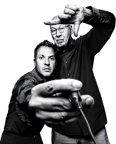 <p>The legendary ad man <a href=&quot;http://www.fastcodesign.com/1670690/platon-george-lois&quot; target=&quot;_self&quot;>Lois and Platon</a>, a giant of modern portraiture, sit down for a talk.</p>