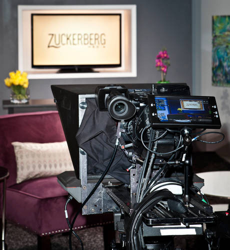 <p>If Zuckerberg Media does produce an original show, its set might look something like this.</p>