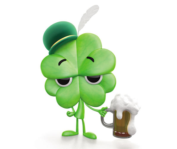 <p><strong>St. Patrick's Day (♣ ★ ♦ ♥ ♠)</strong></p>