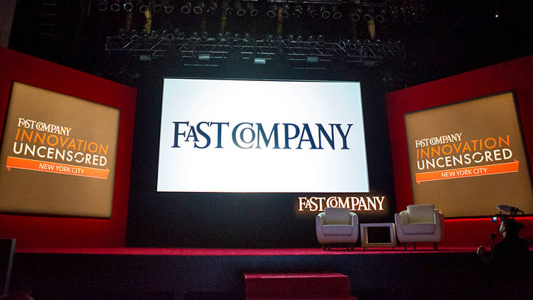 <p><em>Fast Company</em>'s Innovation Uncensored 2013 at New York City's Terminal 5 on May 23rd and 24th featured some of the most innovative minds in business today, from Warby Parker CEO Neil Blumenthal to Tumblr founder David Karp.</p>