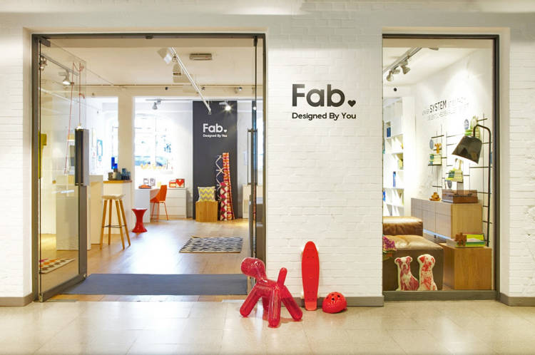 <p>Goldberg says Fab's first store will be more like a showroom, where people can come to see products in person and sample materials.</p>